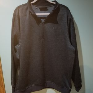 Under Armour Storm Fleece Herringbone ¼ Zip 2XL